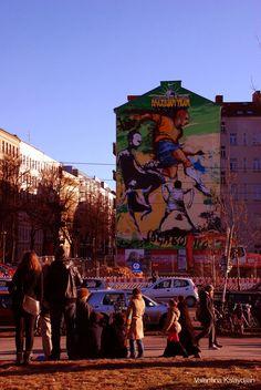 Mauer Market, Berlin 2012