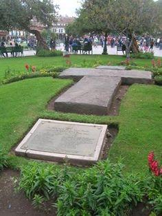 Acabo de compartir la foto de Sergio Reyna que representa a: Homenaje a Tupac Amaru, Cusco