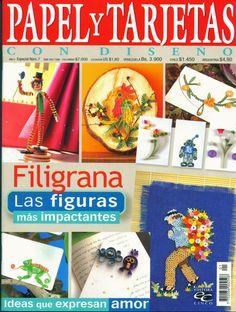 Revistas de manualidades Gratis: Como hacer invitaciones y tarjetas
