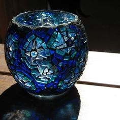 Etsy valnorthwoods Starry Night vase and or candle holder - Stylehive