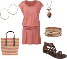 simply summer - Polyvore