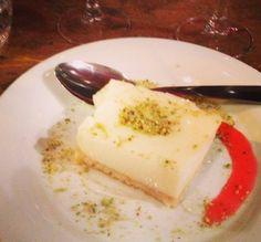 La recette du flan libanais ( Mouhallabieh) ... et un super libanais sur Paris - Bikini et Gourmandise