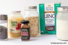 ... Oatmeal on Pinterest | Oatmeal, Steel Cut Oats and Steel Cut Oatmeal