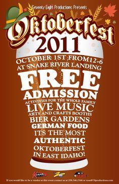Oktoberfest 2011 - 78 Productions