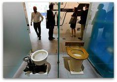 Toilet Exhibit