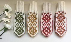 Vottemønster,Sokkemønster ,mønster til pannebånd og mini Selbu 🐑🇳🇴 | FINN.no Knit Mittens, Knitting Socks, Knit Socks, Knitting Charts, Knitting Patterns, Funeral Costs, Holidays And Events, Crochet, Gloves