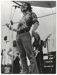 VINTAGE JOE COCKER WOODSTOCK 1970 ROCK & ROLL HISTORY FILM PHOTOGRAPH