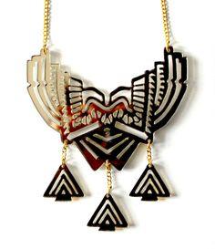 Temple Drops Necklace