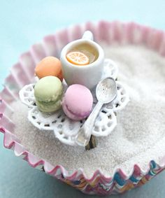 Hey, I found this really awesome Etsy listing at https://www.etsy.com/listing/201443504/french-macarons-and-tea-ring