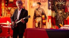 Doctor Who  S09  E12  Hell Bent