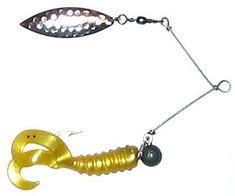 Spinner Bait & Buzz Bait Fishing Rigs, Fishing Stuff, Telescopic Fishing Rod, Spinner Bait, Soft Bait, Rod And Reel, Carbon Fiber, Entertaining, Hooks