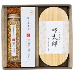 イメージ:丹波ノ霧 名入れ半生新蕎麦セットA