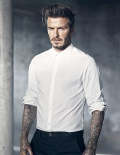 Pin for Later: You've Never Seen Kristen Stewart Quite Like This H&M Spring/Summer 2015 David Beckham for H&M.