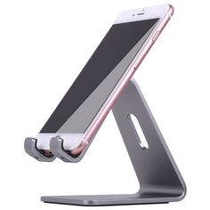 Cellphones & Telecommunications Industrious Universal Portable Aluminum Adjustable Desk Phone Stand Holder For Mobile Phone And Tablet
