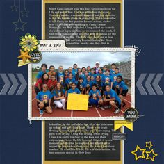 Chalkboard-We Relay for Coach Billman - Creative Team Layouts - Gallery Scrapbook Sketches, Scrapbook Page Layouts, Scrapbook Pages, Scrapbooking Ideas, Relay For Life, History Teachers, Project Life, Chalkboard, Lay Outs