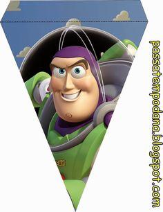 Toy Story: Imprimibles Gratis e Imágenes del Kit. … Más