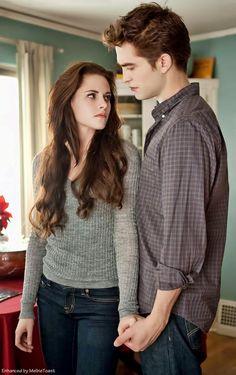Bella and Edward.....