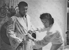 Elvis and M-Ali
