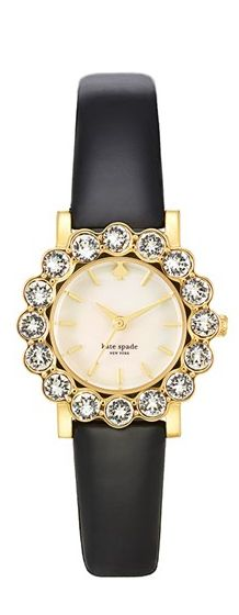 kate spade sparkle watch! love love love this