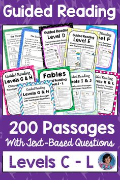 Ideal for use during small group instruction, close reading lessons, fluency work, as homework or as morning work.