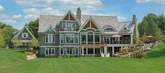 Stubbs Bay Custom Cottage - Stonewood - Minneapolis Custom Home Builder