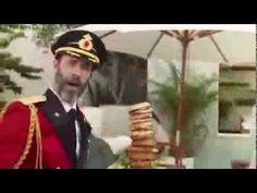 Hotels.com Commercial 2014 - Captain Obvious!