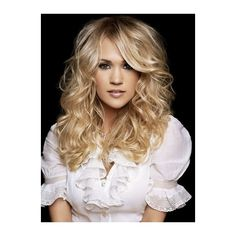 Carrie Underwood ❤ hair