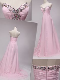 Sexy Charming Prom Dress, Sweetheart Prom Dress, A-Line