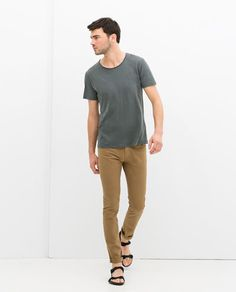 Zara relaxed style