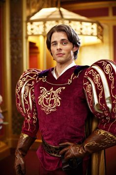 Enchanted / I LOVE James Marsden <3 HE IS HILARIOUS.