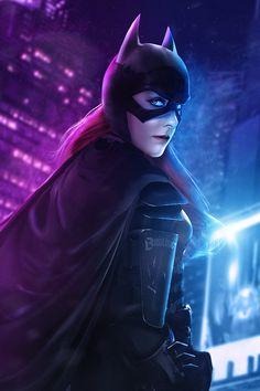 Batman vs Superman - Fã cria arte de Jena Malone como a Batgirl! - Legião dos Heróis