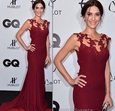 Turkish actress- Brrgüzar Korel- Chic evening dress- pearl- wedding dress- abiye-gece elbisesi- sunnet- nisan- kina- incili - dugun -soz- kokteyl- davet elbisesi