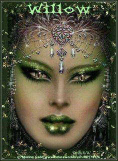 Fantasy Makeup, Fantasy Art, Sunflower Wallpaper, Portraits, Face Art, Fantasy Creatures, Creative Art, New Art, Mystic