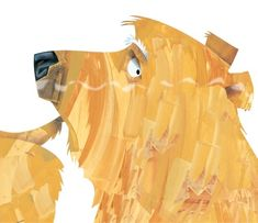 Quizzical bear by Jonny Lambert