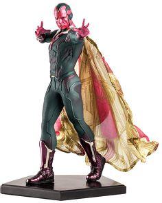 Estatua Vision 1/10 - Captain America: Civil War - Iron Studios