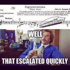Music memes The Effective Pictures We Offer You About Nerd Humor mind blown A quality picture can tell you many things. You can find the most beautiful pictures that can be presented to you about Nerd Band Nerd, Humor Mexicano, Band Problems, Flute Problems, Marching Band Memes, Music Jokes, Funny Music, Band Jokes, Band Puns