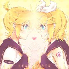Len! Rin! LOVE!!!!!!!!!!!!!!