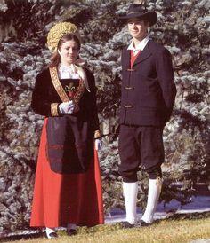Il costume di Gressoney ::: WALSER GEMEINSCHAFT