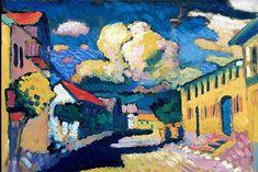 cuadros de kandinsky - Buscar con Google