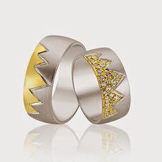 Avem cele mai creative idei pentru nunta ta!: #1160 Mai, Cuff Bracelets, Wedding Rings, Engagement Rings, Jewelry, Enagement Rings, Jewlery, Bijoux, Schmuck