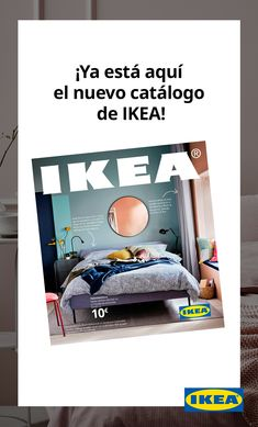 Llega el catálogo de IKEA con ideas al alcance de todos para empezar a vivir de una forma más sostenible en tu hogar.  Rope Shelves, Wooden Shelves, Good Morning Inspiration, Ikea Hack, Cross Stitch Designs, Toddler Bed, Bookcase, Sweet Home, 1