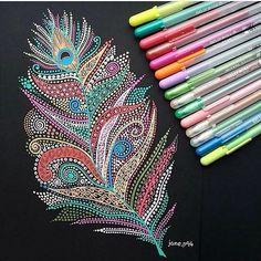 WANT A FREE FEATURE ?  1) like and comment on this photo  2) follow @ladyterezie  3) CLICK link in my profile   Happy instagramming!   #art #freeshoutouts #shoutout #feature #shoutouts  --- Mandala feather  Repost from @jane.p94 via http://instagram.com/ladyterezie