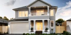 The Princeton | Four Bed Two Storey Home Design | Plunkett Homes