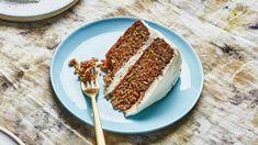 Healthy Dessert Recipes, Gluten Free Desserts, Cake Recipes, Healthy Baking, Healthy Foods, Diet Recipes, Gluten Free Carrot Cake, Best Carrot Cake, Sweets