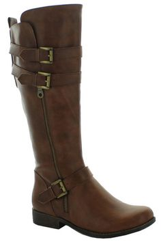 Bella Boots in Brown – Sweater Weather Co.