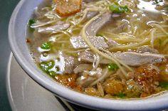 Student recipes: delicious healthy chicken noodle soup recipe