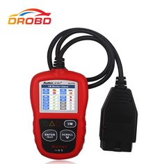 Original Autel AutoLink AL319 Auto OBD2 Scanner Car OBD 2 II Code Reader Scan Autel AL-319 Diagnostic-Tool Update Online AL 319 #Affiliate