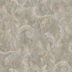 Engaging trail slate/grayish white/gold indoor wallcovering by York. Item JR5792. Free shipping on York. Search thousands of designer walllpapers. Width 20.5 inches. Swatches available.