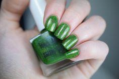 Grinch Village - 10 ml handmade nail polish