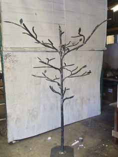 A tree for in the birdcage